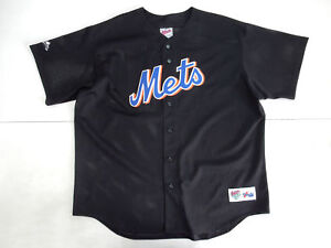 NEW YORK METS PIAZZA MAJESTIC MAGLIA SHIRT JERSEY MLB BASEBALL - Italia - NEW  YORK METS 9459f7b1b6fa