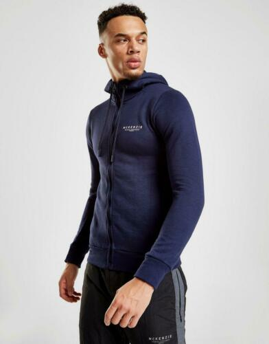 New McKenzie Men's Essential Zip Through Hoodie