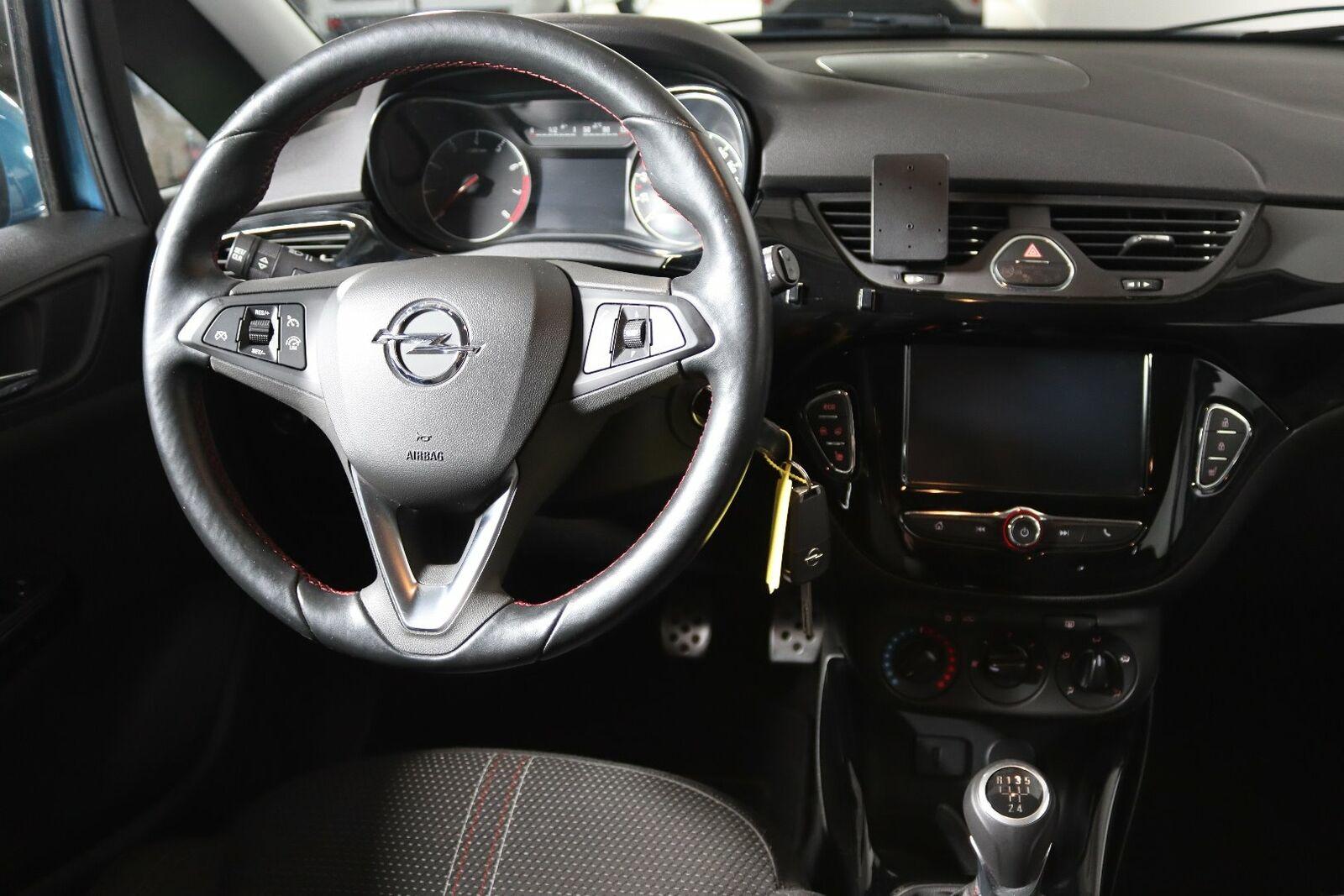 Opel Corsa 1,4 16V Enjoy - billede 9