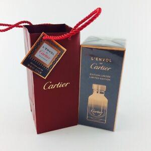 Cartier L`Envol Limited Edition Eau de Parfum 80ml NEU OVP