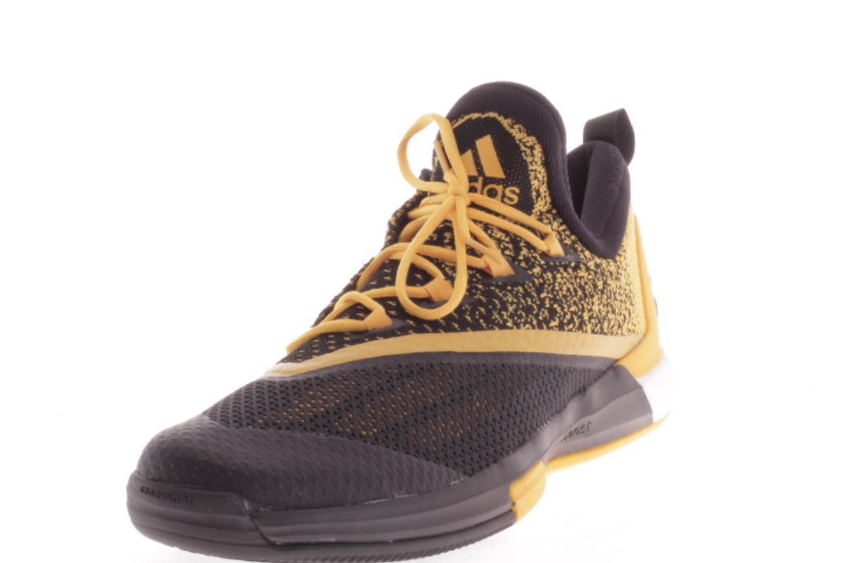 Gli uomini di grandi dimensioni adidas delle scarpe da ginnastica adidas dimensioni giallo nero 440a 15 m. a6686b