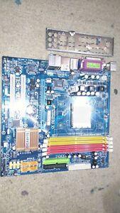 Carte-mere-Gigabyte-GA-M68SM-S2-socket-AM2