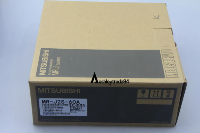 One Used Mitsubishi AC Servo Amplifier MR-J2S-60B Servo Drive TESTED
