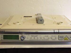 Sony Liv Under Cabinet Kitchen Cd Player Am Fm Radio