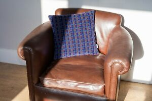 Cushion-made-of-south-west-trains-First-Class-Moquette