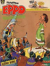 STRIPWEEKBLAD EPPO 1982 nr. 19 - LUCKY LUKE (COVER)/ BJÖRN BORG/SIKORSKY S-39