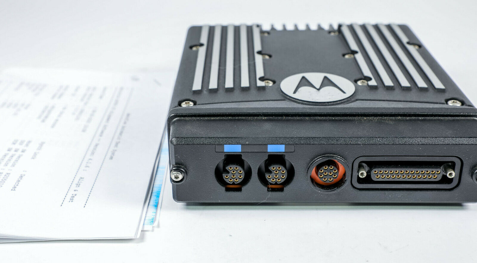Motorola XTL5000 UHF 380-470MHz Astro25 mobile Brick with TIB Only. Buy it now for 390.00