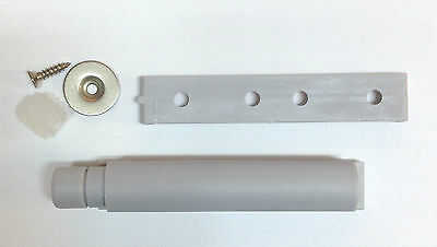 10 X PUSH TO OPEN LATCHES/CATCHES (Magnetic)- Concealed/No Door Handles Required