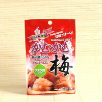 Japanese CAMU CAMU UME Plum Soft Chewy Candy Japan Apricot Sour & Sweet