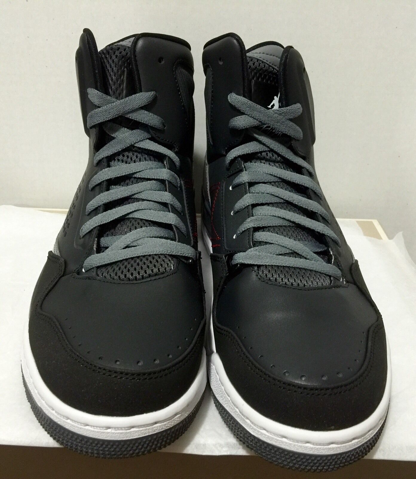 Jordan Jumpman SC-3 Anthracite/White, Black, Grey, 629877 015, Comfortable best-selling model of the brand