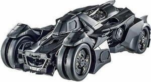 Batman Arkham Knight Batmobile schwarz in 1:43 Hot Wheels Elite BLY30