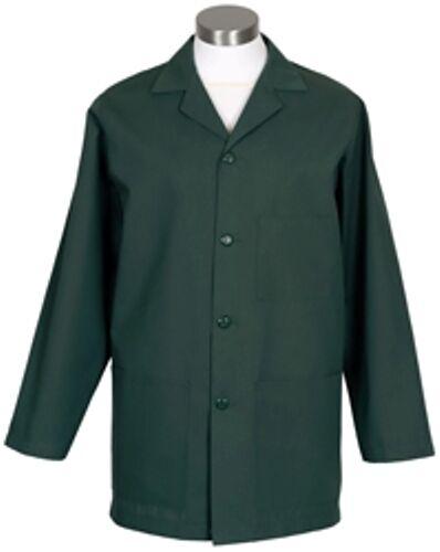 Medical,Dental Fame Green K73 Male Counter Coat L//S Smock Pharma,Vet Nurse