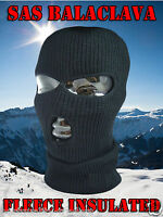 New SAS Style 3 Hole Balaclava Army Mask Outdoo Paintball Fishing Snowboard Ski