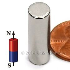 Super Strong N52 Neodymium Magnet Cylinder 516 X 1 Rare Earth Magnet 10 Pc