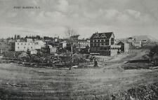 Photo. ca 1914.  Port Alberni, BC Canada. View