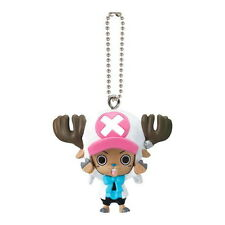 One Piece Film Gold Swing Mascot PVC Keychain Figure SD Tony Tony Chopper @6673