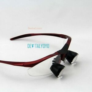 3-5X-Dental-Loupe-Binocular-Medical-Surgical-Magnifying-Glass-Customized