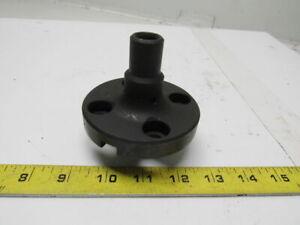 "949366502 Shell Mill Bridgeport Tool Adapter 30mm Bore X 14mm ID X 3-1/2"" OAL"