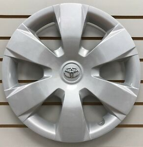 2007-2011-Toyota-CAMRY-16-034-6-spoke-Hubcap-Wheelcover-OEM-61137-Factory-Original