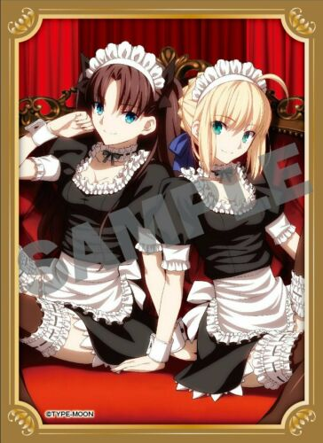 Corner Sleeve Vol.8 Comptiq Cover Collection Fate//stay night KS-24