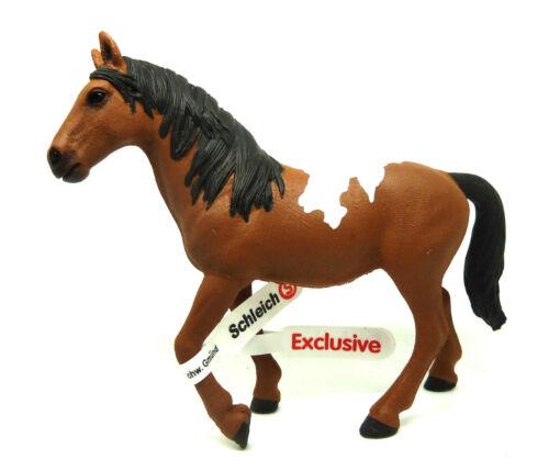 O17 Schleich Sondermodell Exclusive 72138 Pinto Stute Pferd Pferde