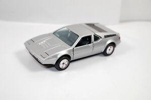 Gama-891-Mini-BMW-M1-Plata-Metal-Coche-Modelo-1-43-K33-13