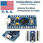 Arduino Micro Pro ATmega32U4 5V 16MHz Replace ATmega328 Pro Mini Leonardo USB