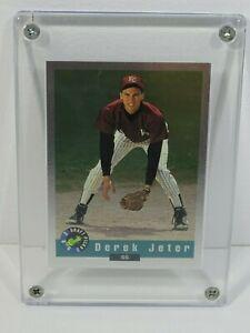 1992-Classic-Draft-Picks-Foil-Bonus-Derek-Jeter-BC6-Rookie-RC