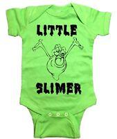 Ghostbusters One Piece little Slimer Bodysuit