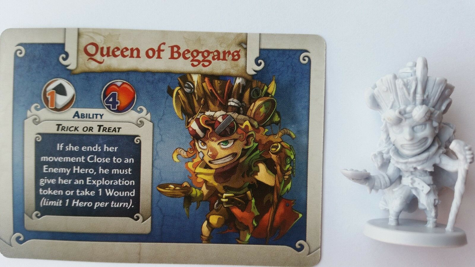 Arcadia quest promo queen of beegards very difficult to get