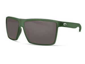 04b039b942 NEW Costa Del Mar RINCON Matte Palm Green   580 Gray Glass 580G ...