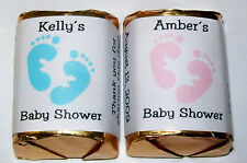30 BABY SHOWER PARTY FAVORS CANDY WRAPPERS