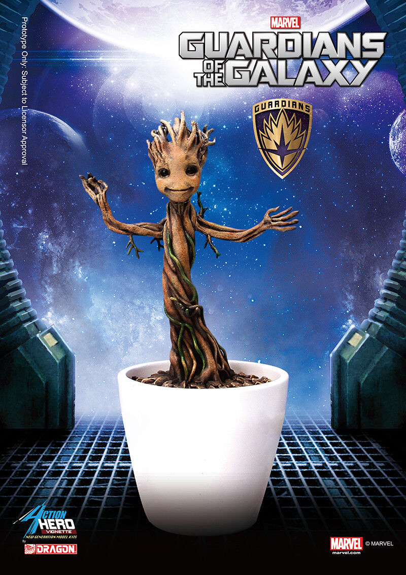 Dragon Models 7  ver. Guardians of the Galaxy Baby Groot (individual)