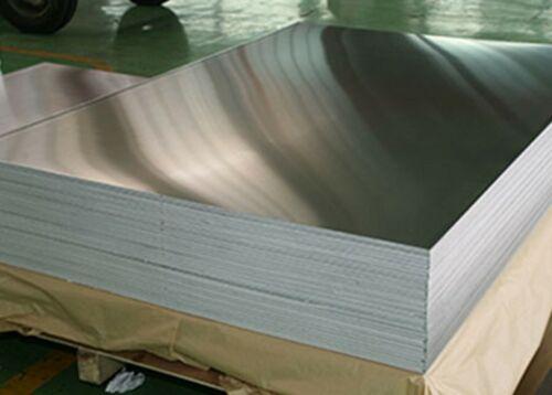"Alloy 2024-T8 Aluminum Sheet S1 .090/"" x 24/"" x 48/"""