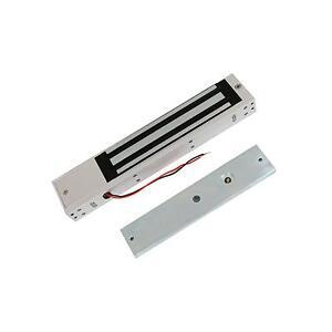 12V Electromagnetic Door Locks /Magnetic Lock 280KG Holding Force Access Control