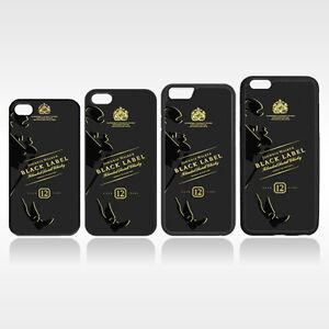 Johnnie Walker Iphone Case