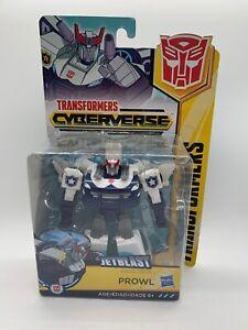 Hasbro Transformers Cyberverse Prowl Warrior Jetblast Action Figure New Sealed