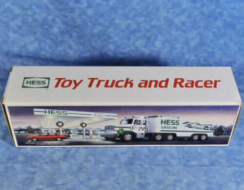 MIB Hess Toy Truck 20 Different Years 1988 to 2013