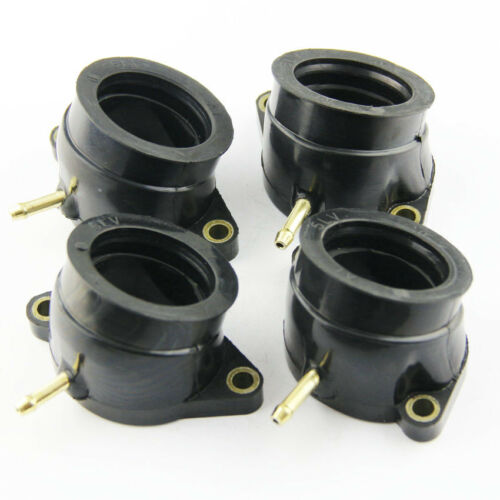 Intake Manifold Rubber Boots For Yamaha 5LV-13586-01 FZS1000 FZ1 Fazer 1000