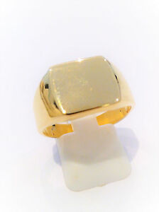 chevaliere-homme-or-jaune-18-carats-750-1000-Gold