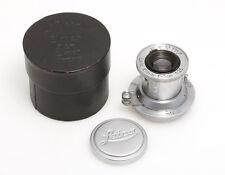 Leica Leitz elmar 5 cm f/3, 5 #536213 con m39 schraubgewinde