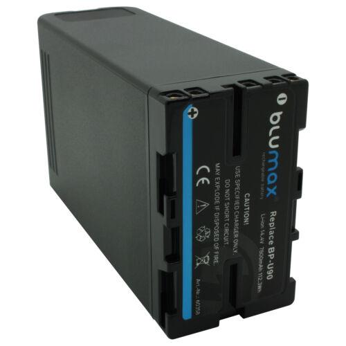 Bateria para Sony bp-u9060358bp-u30 bp-u60 bp-u95