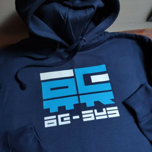 Wipeout inspired AG Systems Racing Team Hooded Sweater Hoody