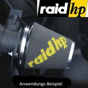 raid-hp-Sport-Luftfilter-VW-Golf-3-TDI-66KW-mit-Tuev-19-3-Teilegutachten