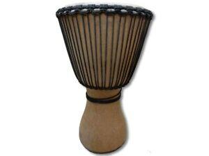 Djembe Trommel Bakedwood 65cm  Drum Dschembe Buschtrommel