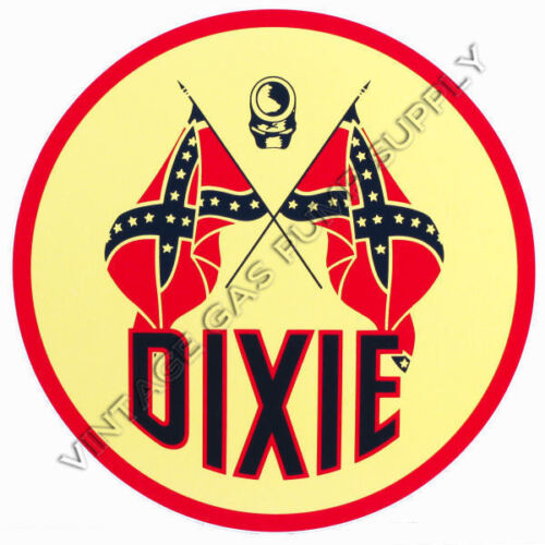 """Dixie 12/"""" Vinyl Decal DC145"""