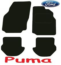 Ford Puma Tailored Deluxe Quality Car Mats 1997-2002 Coupe