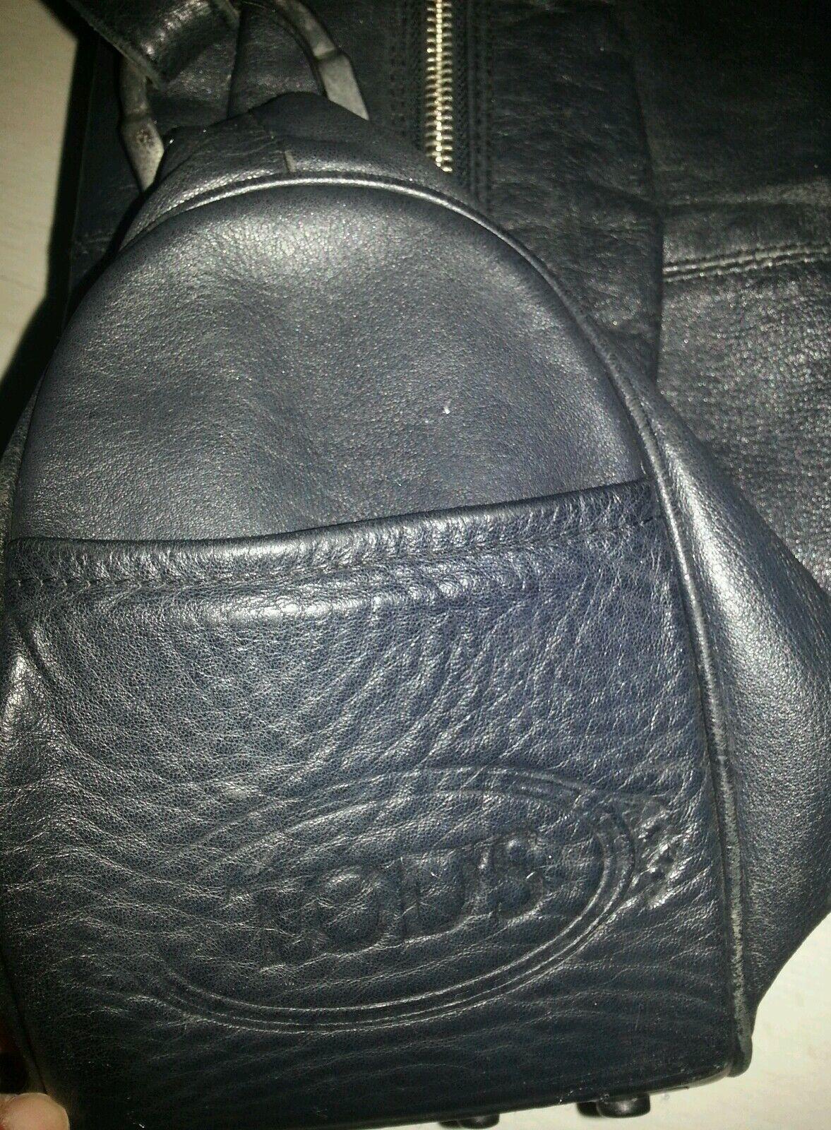 1313df13adfe8 TOD`S Damen Leder Leder Leder Handtasche guter Zustand f0eab5 ...