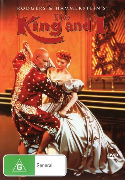 The King and I (1956) * NEW DVD * (Region 4 Australia) Deborah Kerr Yul Brynner