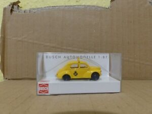 1//87 Busch Renault 4CV Touring Secours 46550